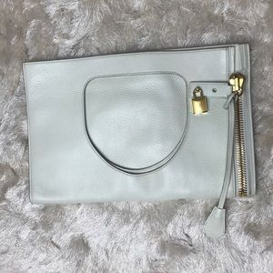 Tom ford fold over alix tote